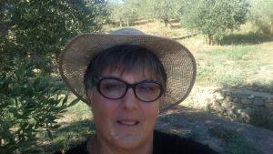 au coeur d'une oliveraie