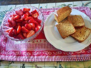 pain d'épices aux écorces d'oranges apiculteur Lieuran Cabrières languedoc