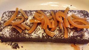 gâteau au chocolat recette inspirée du livre de véronique guibert de la vaissière pour daumas gassac en languedoc