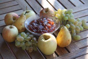 raisiné du languedoc et ses fruits