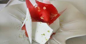 vacherin fraises table de saint crescent à narbonne