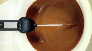 bonne température pour ganache à la fève de tonka