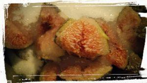 confiture de figues sucré salé en languedoc