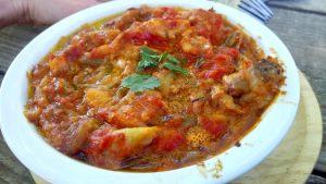 ratatouille marocaine sucré salé en languedoc