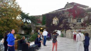 visite domaine chateau bas aumelas sucré salé en languedoc