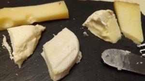 fromages table aurore saint guilhem sucré salé en languedoc