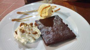 moelleux chocolat l'entonnoir halles sète sucré salé en languedoc