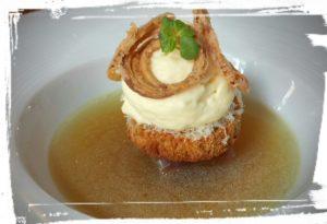 soupe à l'oignon le disini castries sucré salé en languedoc