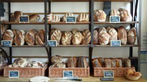les beaux pains le pain levé azillanet sucré salé en languedoc