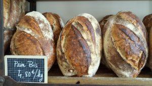pain bis sucré salé en languedoc le pain levé azillanet