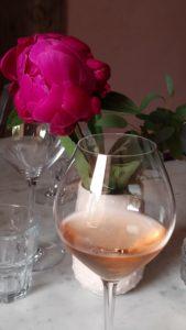 rosé chateau castigno sucré salé en languedoc