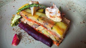 feuilleté de légumes sucré salé en languedoc