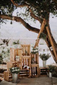 deco mariage domaine de la grande sieste aniane sucré salé en languedoc